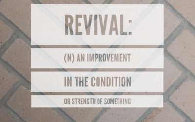 All About Revival